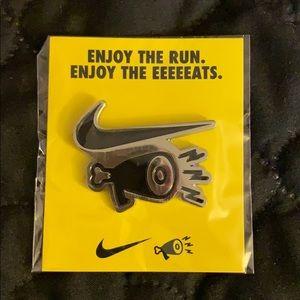 Nike x infatuation Pin - Soho NY exclusive